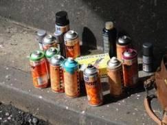 Proces za graffiti