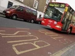 """Walka o """"bus lane"""""""