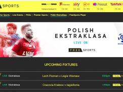 Polska Ekstraklasa ZA DARMO do oglądania w brytyjskiej telewizji