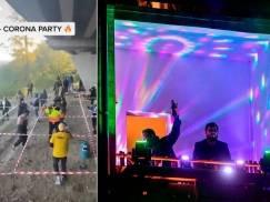 Po-corona party - HIT czy KIT? Zobacz, jak mogą wyglądać imprezy przyszłości… [wideo]