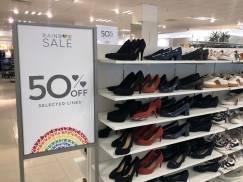 Rozmiary obuwia w UK - sprawdź, jakie są polskie odpowiedniki angielskiej rozmiarówki butów