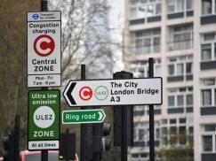 Londyńczycy mają tylko rok na porzucenie starych samochodów, które zanieczyszczają powietrze