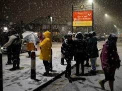 Huragan Christoph: Ewakuowano setki osób po uderzeniu w Manchesterze, Merseyside i na północy Walii