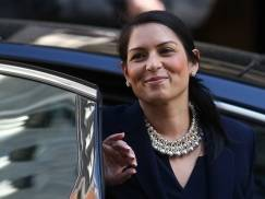 """Brexit: Priti Patel zapowiedziała zwiększenie uprawnień policji w celu """"ochrony Wielkiej Brytanii"""" po opuszczeniu UE"""