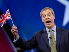 Hipokryzja zwolenników Brexitu. Przenieśli stronę do Irlandii, aby nie zmienić nazwy z Leave.eu na Leave.uk