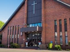 Polski kościół w Slough został okradziony - złodziej obrabował puszkę na datki