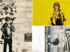 """""""Polska Anna"""" - jedną z bohaterek najnowszego projektu STREET ART w Bradford!"""