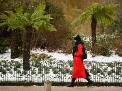Śnieg w maju! Anomalia pogodowa zaskoczyła mieszkańców niektórych rejonów UK tuż po długim weekendzie [WIDEO]