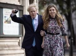Premier Boris Johnson ma wziąć ślub z Carrie Symonds w lipcu 2022