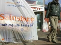 Cena za plastikową reklamówkę rośnie DWUKROTNIE od dziś we wszystkich sklepach w Anglii