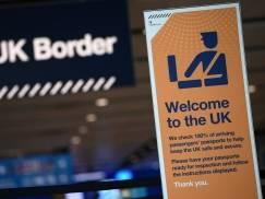 Obywatele UE zatrzymani przy wjeździe do UK bez wiz pracowniczych. Trafili do ośrodków deportacyjnych