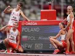 JEST! Polska zdobyła pierwszy złoty medal na igrzyskach olimpijskich w Tokio 2020