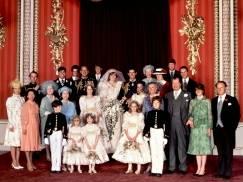 40-letni kawałek tortu weselnego księcia Karola i Diany został wystawiony na aukcje