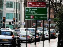Wyższa stawka za wjazd do centrum Londynu zostanie UTRZYMANA wbrew wcześniejszym zapowiedziom