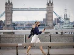 Kurs funta poszedł mocno do góry przez spadek zachorowań w UK