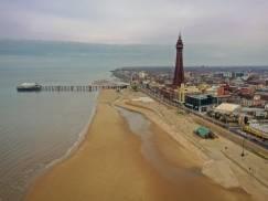 Tragedia na plaży w Blackpool: 22-latek zginął ratując tonącego nieznajomego
