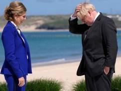 Carrie i Boris Johnson spodziewają się drugiego dziecka - żona premiera przyznała się do poronienia
