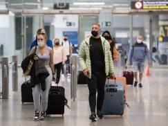 Dzisiaj wchodzą w życie nowe zasady dotyczące podróżnych z UE i Stanów Zjednoczonych