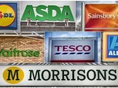 Świeże artykuły spożywcze – w którym supermarkecie w UK opłaca się je kupować online, a w którym nie?
