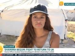 Shamima Begum – żona terrorysty z ISIS - błaga Brytyjczyków o wybaczenie. To jej pierwszy wywiad telewizyjny na żywo