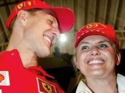 """""""Tęsknię za nim każdego dnia"""" - żona Michaela Schumachera udzieliła pierwszego  wywiadu od czasu wypadku"""