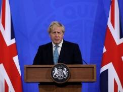 """Boris Johnson atakuje """"tanich kierowców z zagranicy"""". Zaledwie kilka dni po tym, jak rząd uruchomił program wizowy dla kierowców z UE"""