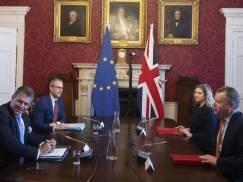 """Strona unijna przedstawiła swoją propozycję zmian w NI Protocol - co dalej z """"granicą irlandzką""""?"""