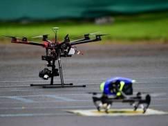 Dron dostarczy pocztę na odległe szkockie wyspy. Royal Mail otwiera się na nowe technologie