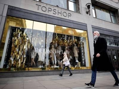 Odzieżowy gigant na krawędzi bankructwa - czy właściciel marki Topshop upadnie z powodu pandemii?