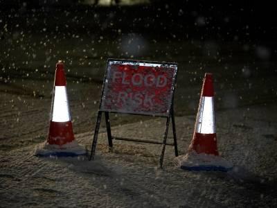 Mroźny weekend po przejściu huraganu Christoph. Met Office ostrzega też przed kolejnymi powodziami