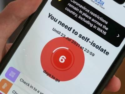 Od dziś osoby w pełni zaszczepione nie muszą się w UK poddawać samoizolacji po kontakcie z osobą chorą na Covid-19