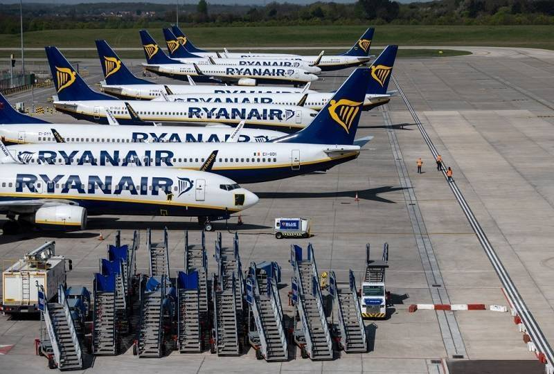 Szef Ryanaira oskarża rząd Wielkiej Brytanii o fatalne zarządzanie obecnym kryzysem