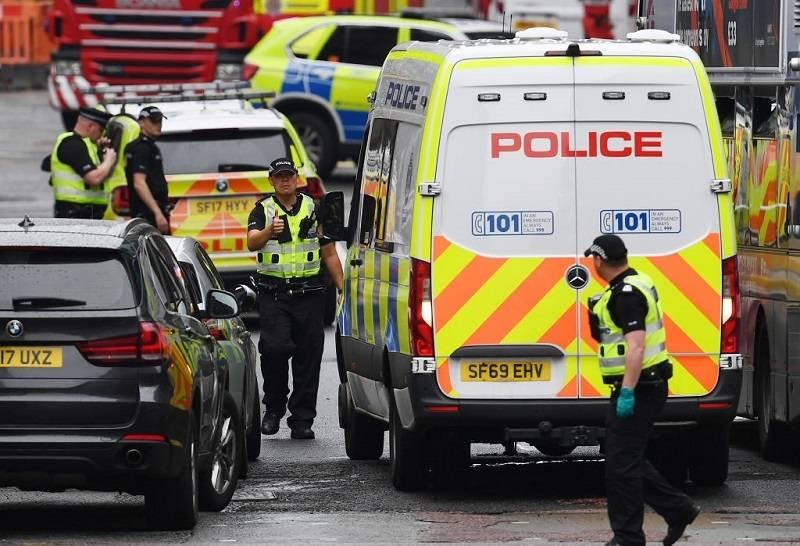 PILNE! Atak w Glasgow - nożownik ranił sześć osób