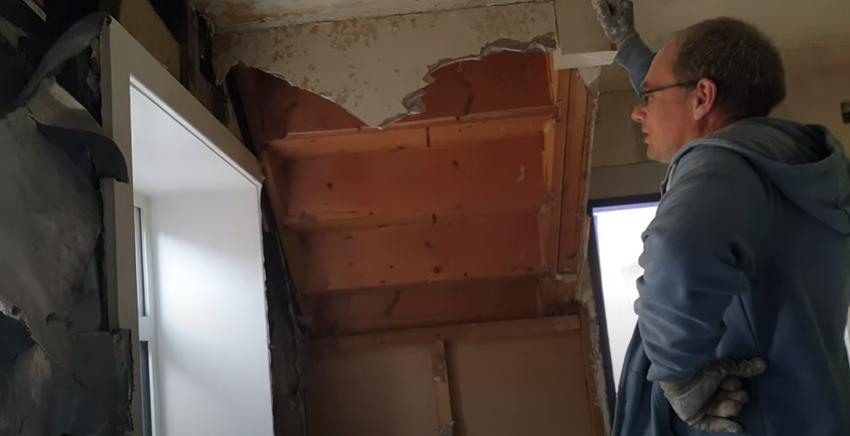 Brytyjscy budowlańcy zniszczyli Polakowi dom. Jak remontują Polacy w UK? [wideo]