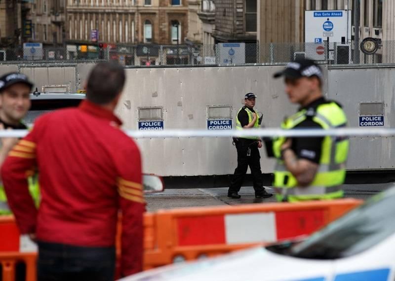 PILNE: Kolejny atak w Glasgow! Zaledwie dwa dni po tragicznych zdarzeniach przed hotelem