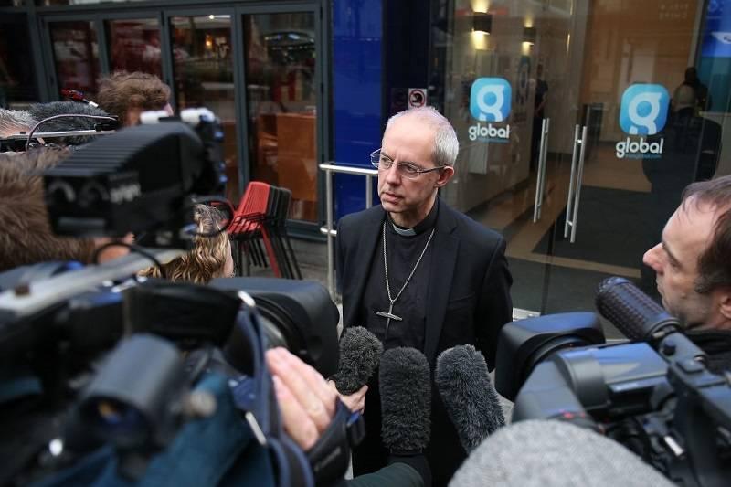 Arcybiskup Canterbury jest za tym, aby Kościół rozważył to, czy słusznie przedstawia Jezusa jako białego