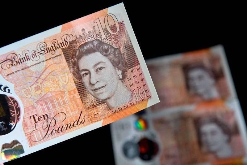 Funt pięknie odrabia straty po decyzji Banku Anglii dotyczącej stóp procentowych