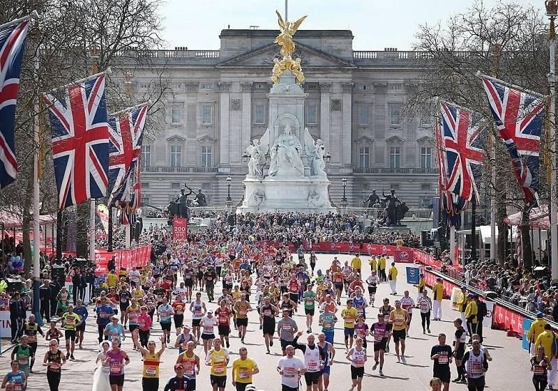 London Marathon w 2020 roku się odbędzie, ale wezmą w nim udział tylko wybrani
