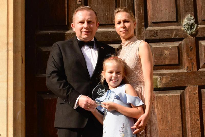 TYLKO U NAS! Wywiad z pierwszym Polakiem, który został nagrodzony Mayor's Best of Worcester Award