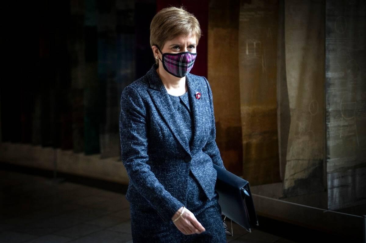 Szkocja zaostrza restrykcje. Oto 6 nowych zasad lockdownu, które wejdą w życie od soboty