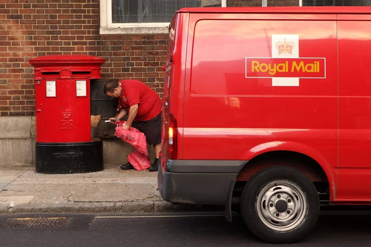 LISTA 28 rejonów w UK, do których nie dociera regularnie poczta z powodu epidemii koronawirusa