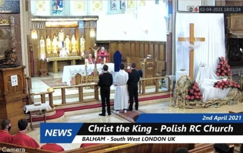 """""""Głęboko tego żałujemy"""" - Met Police wyraziło ubolewanie w związku z przerwaniem nabożeństwa w polskim kościele"""