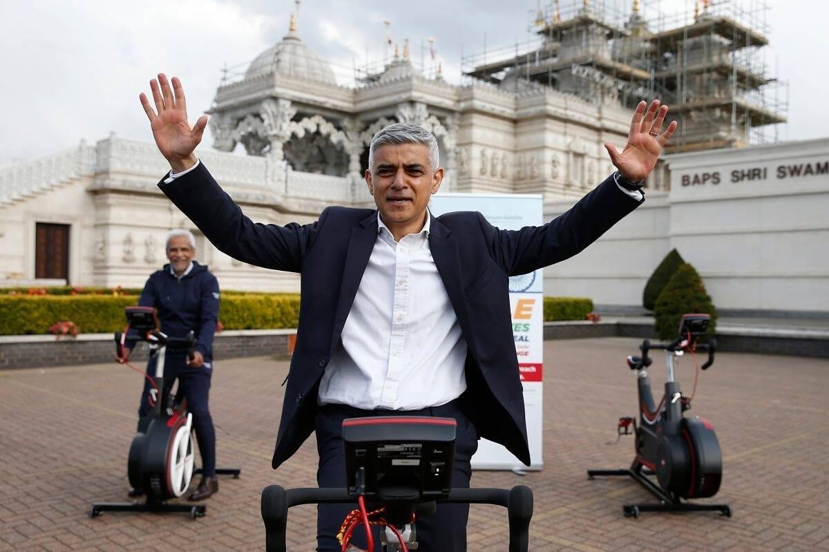 Sadiq Khan po raz drugi wygrał wybory na burmistrza Londynu. Jaką przewagę zdobył nad kandydatem torysów?