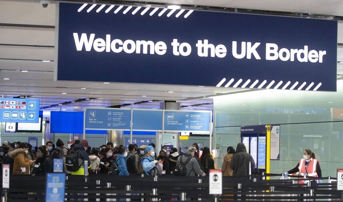Ponad 600 imigrantów z UE zatrzymano już na brytyjskiej granicy. Byli przetrzymywani ponad 24 godziny