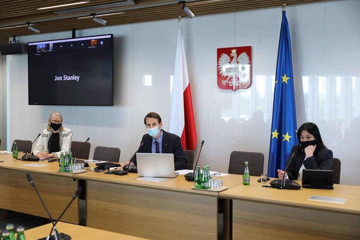 """""""Po Brexicie nadal będziemy bardzo bliskimi partnerami"""" - deklaruje Anna Clunes, ambasador UK w Polsce"""