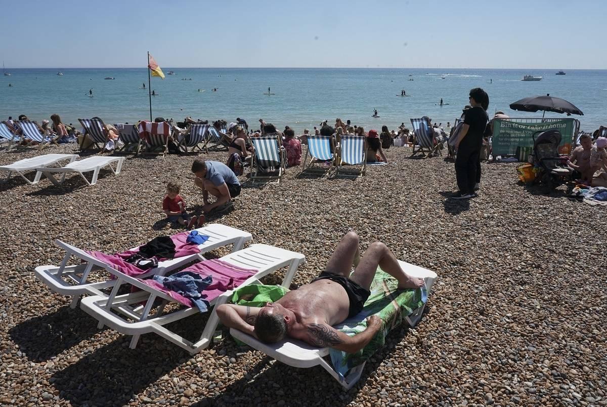 Kąpieliska w Wielkiej Brytanii są NAJGORSZE w Europie [RANKING]
