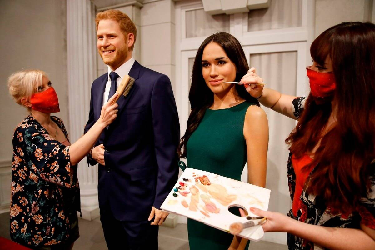 """Meghan i Harry """"nie robią nic innego, tylko szukają rozgłosu"""" – powiedział były rzecznik prasowy królowej. Też tak uważacie?"""