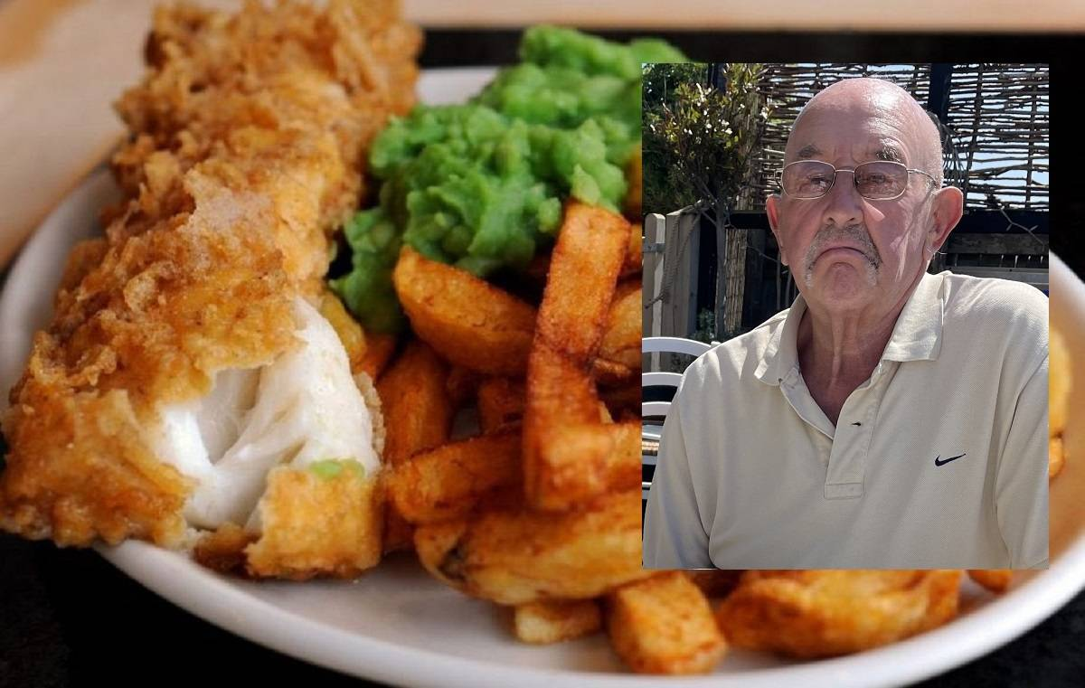 Ile w Londynie kosztują klasyczne fish`n`chips? Brytyjczyk z Yorkshire był W SZOKU, gdy zobaczył rachunek