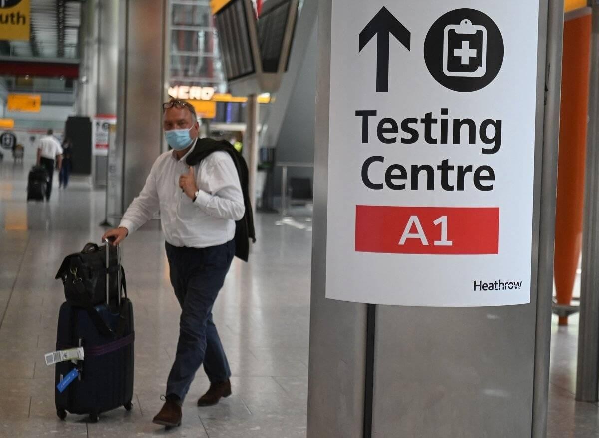 """Punkty testowe na lotniskach przeciążone. Mieszkańcy Wysp chcą zdążyć przed jutrzejszym usunięciem Portugalii z """"green list"""""""