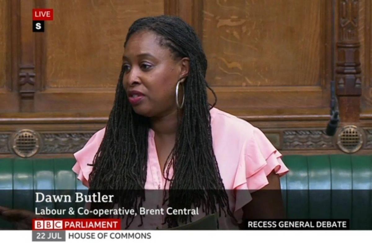 Posłanka nazwała Borisa Johnsona kłamcą i została wyrzucona z Izby Gmin [WIDEO]